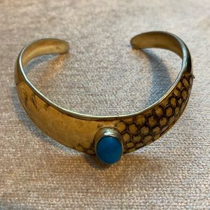 Jewelry - Snake Skin Cuff Boho Bracelet